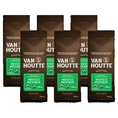 Café mexique signature en grains