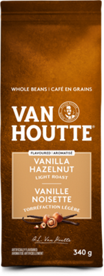 Vanilla Hazelnut Light Beans