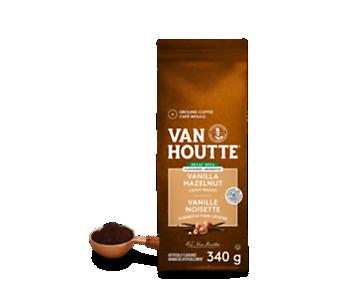 Vanilla Hazelnut Decaf Ground Coffee