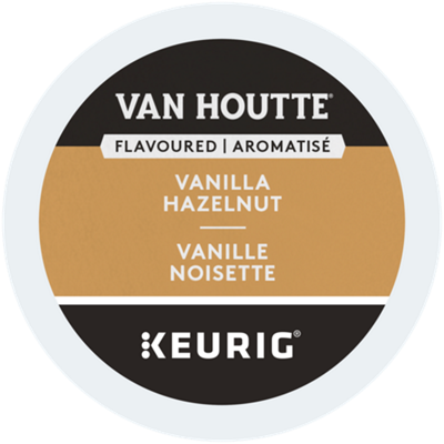 Vanilla Hazelnut Coffee Recyclable